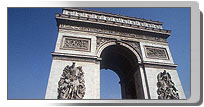 Amour de France : Arc de Triomphe